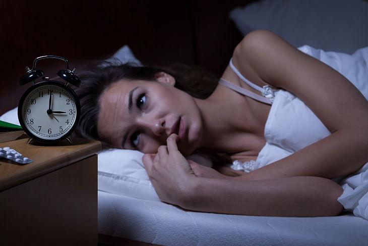 Bệnh gây ra triệu chứng mất ngủ, hay trằn trọc