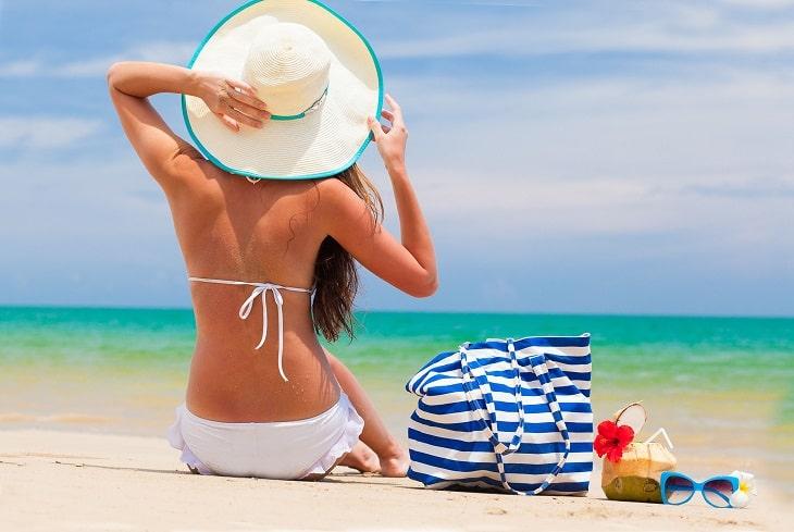 Tắm nắng chữa bệnh vẩy nến thể nhẹ hiệu quả