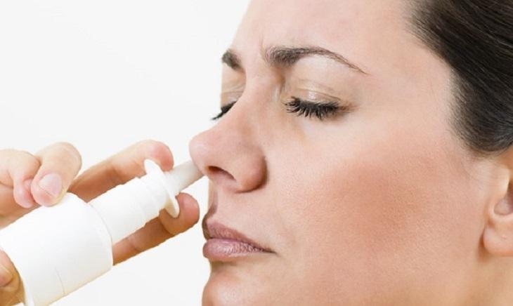 Sử dụng thuốc dạng xịt có thể điều trị bệnh hiệu quả