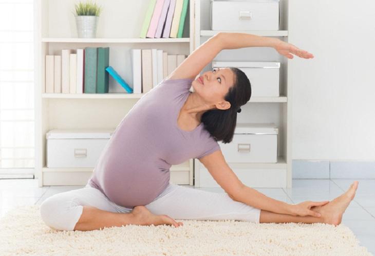 Thực hiện các biện pháp cải thiện giúp mẹ bầu nhanh chóng lấy lại sức khỏe