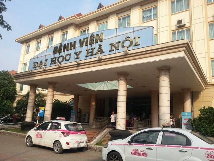 Bệnh viện Đại học Y Hà Nội là đáp án cho thắc mắc bị đau xương khớp khám ở bệnh viện nào uy tín