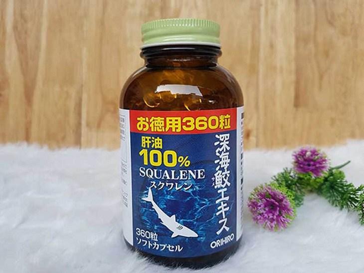 """Orihiro Squalene được ví như """"thần dược"""" trong việc điều trị thoái hóa cột sống"""