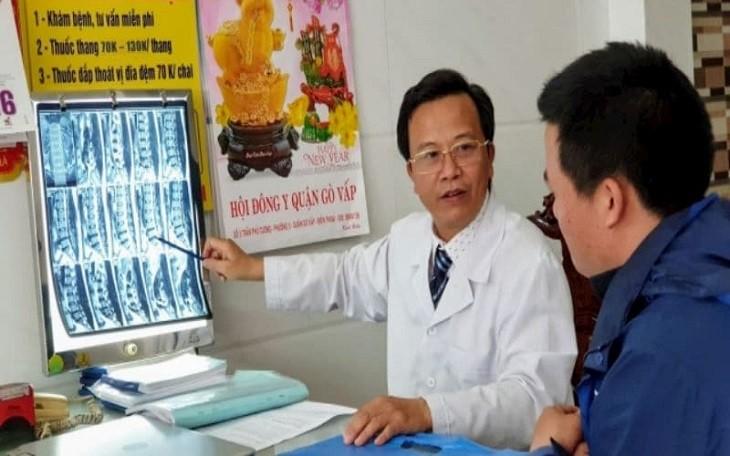 Phòng khám của lương y Nguyễn Văn Minh tiếp nhận, điều trị bệnh nhân vào tất cả các ngày trong tuần