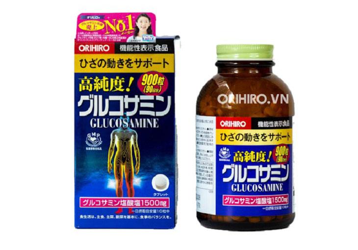 Bác sĩ có thể chỉ định Glucosamine Orihiro cho người thoái hóa cột sống