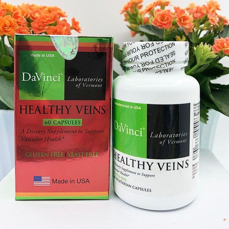 Davinci Disiss Discovery là loại thuốc trị thoái hóa cột sống nổi tiếng từ Mỹ