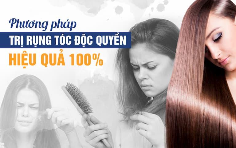 Giai pháp điều trị rụng tóc tại Trung tâm Da liễu Đông y Việt Nam được nhiều chuyên gia da liễu đánh gia cao