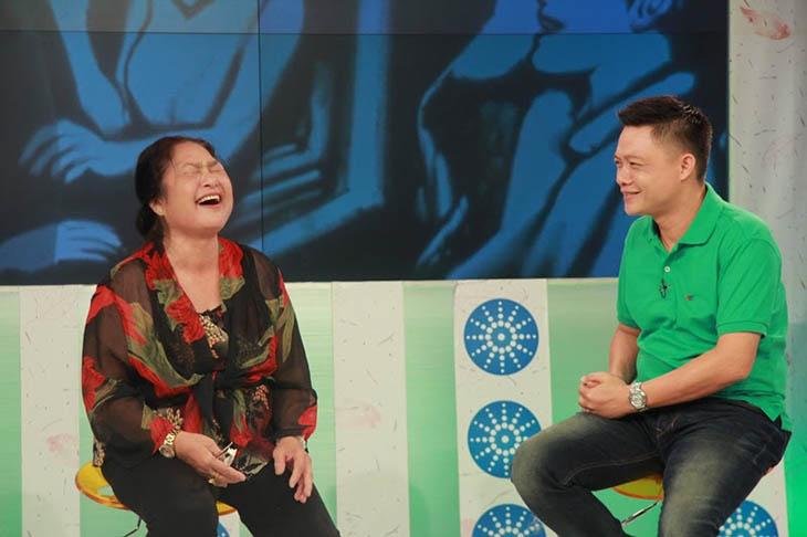 Nghệ sĩ Kim Xuyến xuất hiện trên nhiều chương trình truyền hình, quen mặt với khán giả Việt Nam