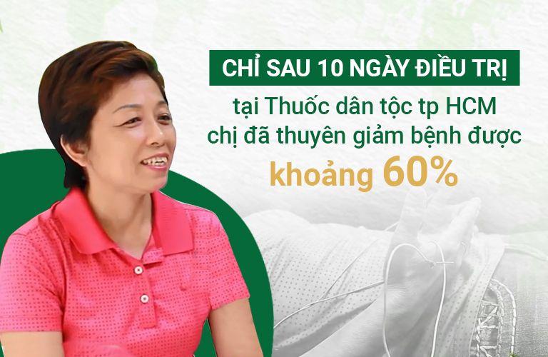 Chị Bùi Ngọc Bích - GV ĐH Sư phạm TP. HCM chia sẻ