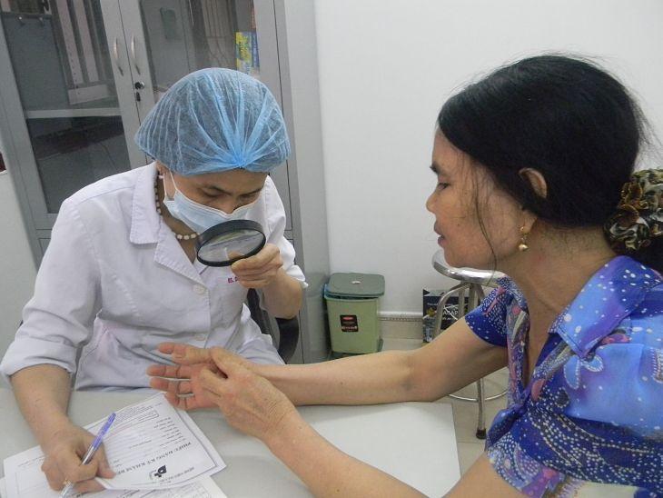 Khám da liễu ở bệnh viện Đà Nẵng