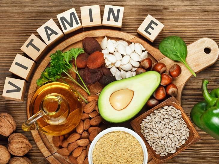 Tăng cường bổ sung vitamin giúp nuôi dưỡng làn da