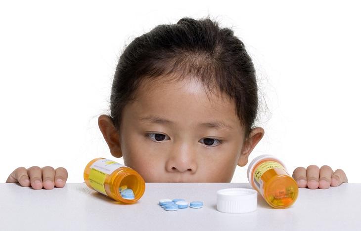 Có thể điều trị cho trẻ bằng thuốc kháng sinh