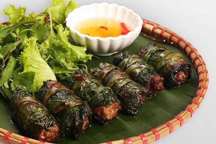 Sử dụng các món ăn từ lá lốt