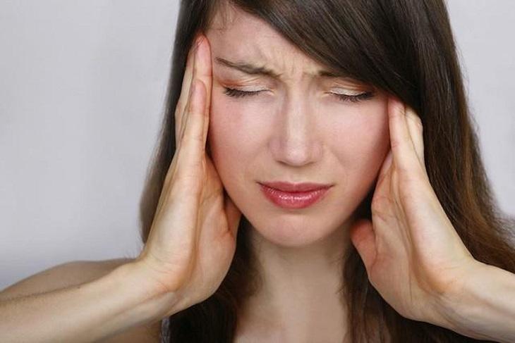 Các triệu chứng đau đầu thường gặp do căng thẳng