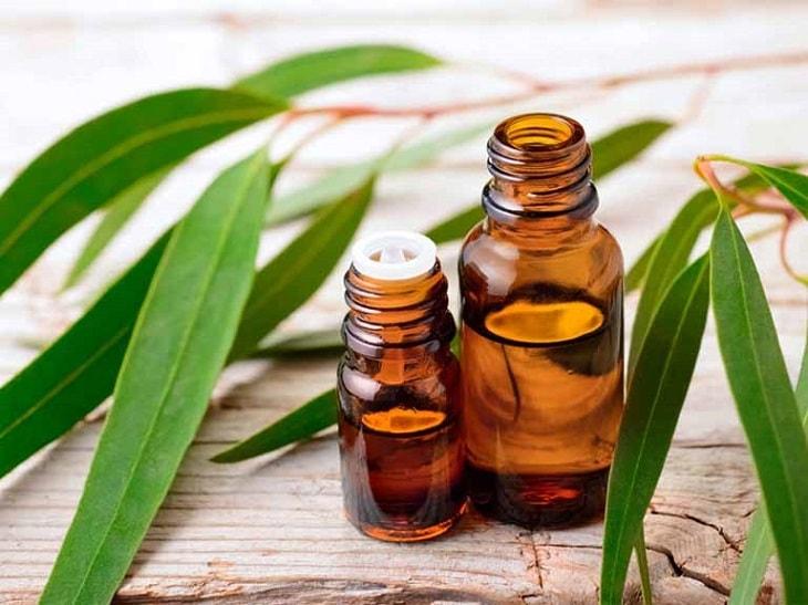 Sử dụng tinh dầu là một trong những mẹo điều trị đau đầu hiệu quả