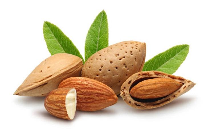 Hạt hạnh nhân là thực phẩm rất tốt cho trí não và được các chuyên gia khuyên dùng cho người bệnh bị đau đầu