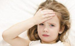 Đau đầu migraine ở trẻ em khiến trẻ rất đau đớn, khó chịu