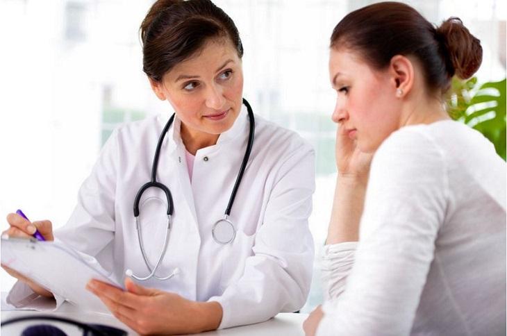 Người bệnh cần thăm khám và điều trị bệnh kịp thời