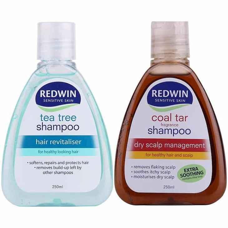 Redwin Coal Tar Fragrance chữa á sừng