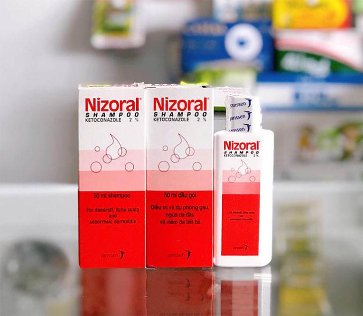 Dầu gội trị á sừng Nizoral