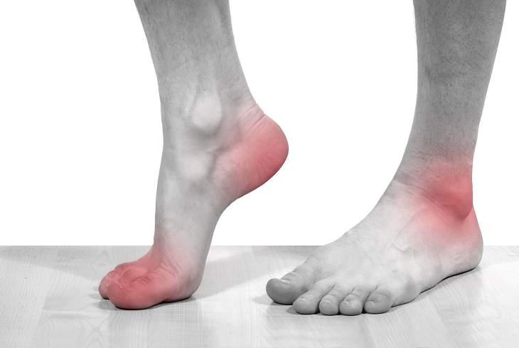 Đau nhức xương khớp chân có thể xảy ra ở bất kỳ ai