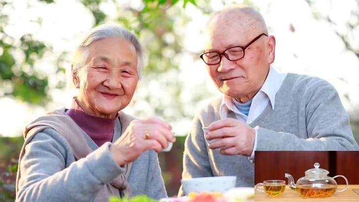 Người già, trẻ nhỏ, nam, nữ đều có thể sử dụng đông trùng để bồi bổ sức khỏe