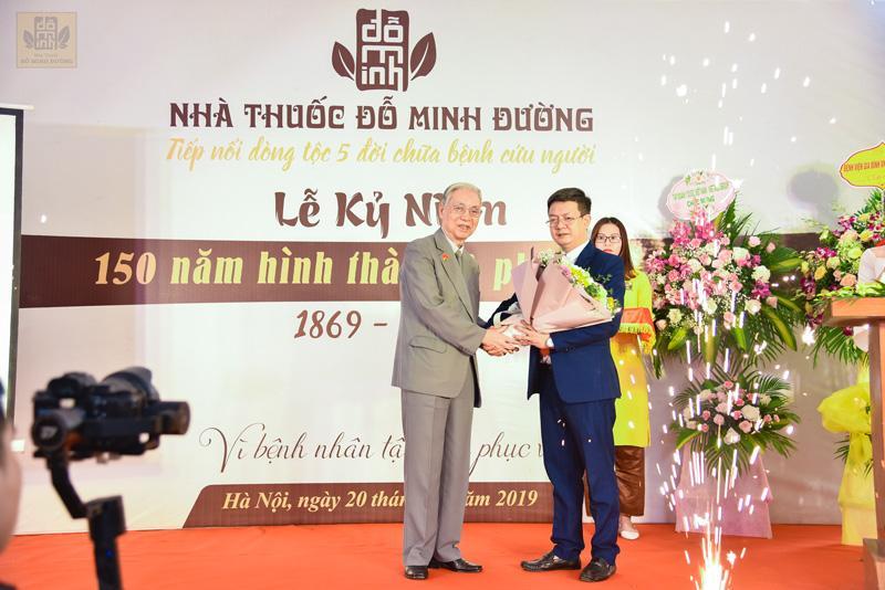 Nhà thuốc Đỗ Minh Đường - 150 năm hình thành