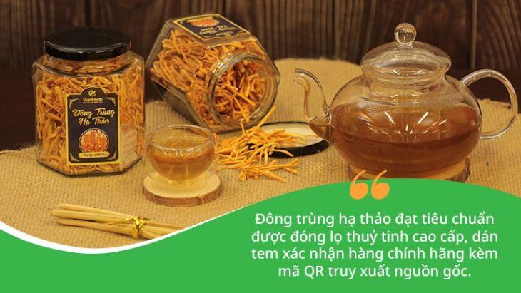 Đông trùng hạ thảo Việt Nam - Gợi ý vàng cho đông trùng hạ thảo loại nào tốt