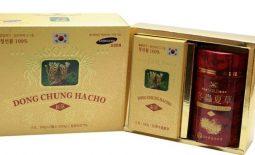 Top 7 sản phẩm đông trùng hạ thảo Hàn Quốc chất lượng được ưa chuộng nhất hiện nay