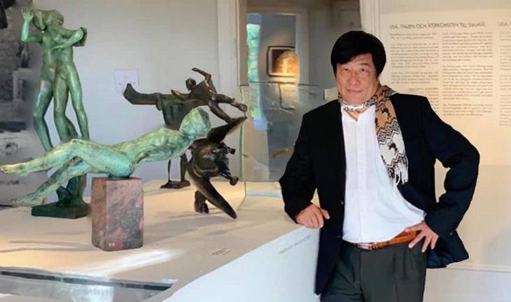 Bác sĩ Dư Quang Châu sở hữu kiến thức uyên bác, luôn dốc lòng về sự nghiệp chăm sóc sức khỏe người bệnh