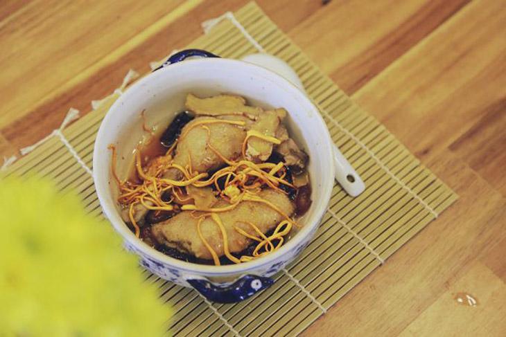 Sử dụng phần thịt đùi để chế biến thành món ăn ngon miệng và bổ dưỡng