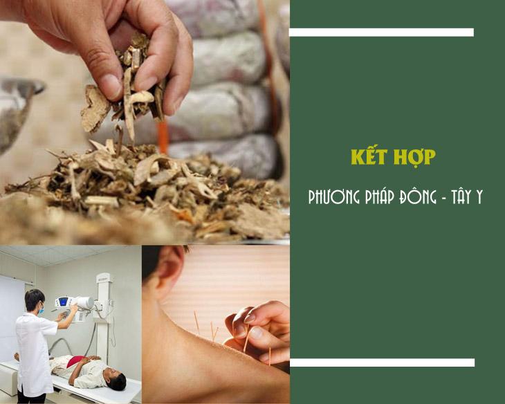 Kết hợp y học hiện đại và y học cổ truyền là phương pháp mới được bệnh viện YHCT Xương khớp 102 áp dụng