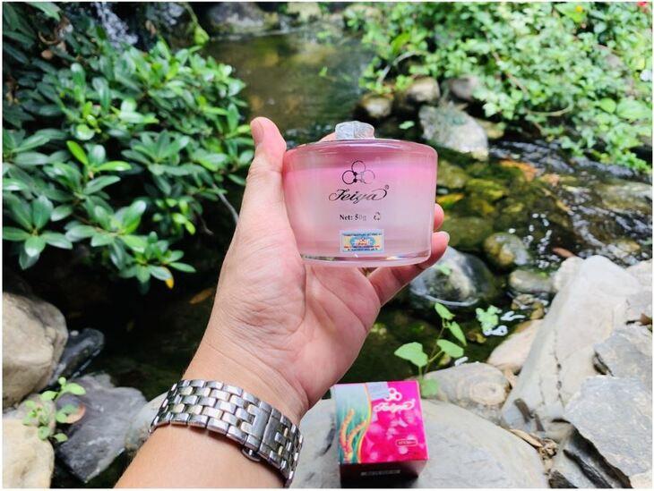 Kem đông trùng hạ thảo giúp làm đẹp da và ngăn ngừa lão hóa, sản phẩm được bào chế từ trùng thảo Đài Loan