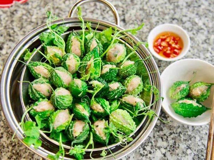 Món ăn từ cây thuốc rất tốt cho người bị cao huyết áp