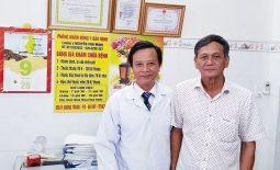 Lương y Nguyễn Văn Minh chữa thoát vị đĩa đệm