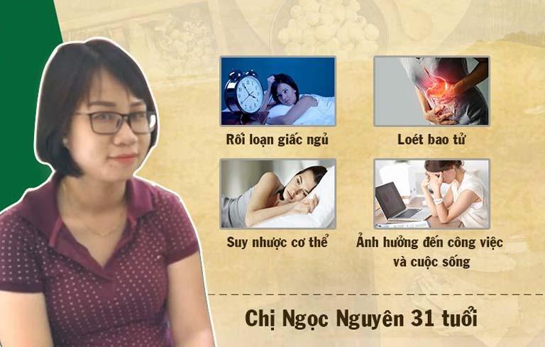 Rối loạn giấc ngủ ảnh hưởng đến công việc, sức khỏe