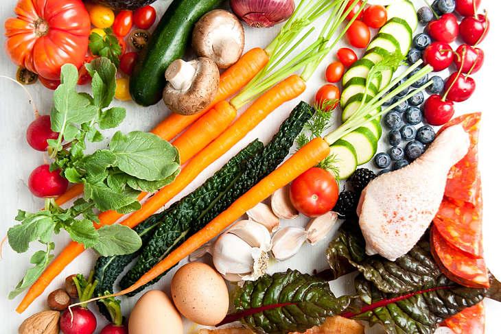 Bệnh nhân nên ăn các loại thực phẩm tốt cho làn da, sức khỏe