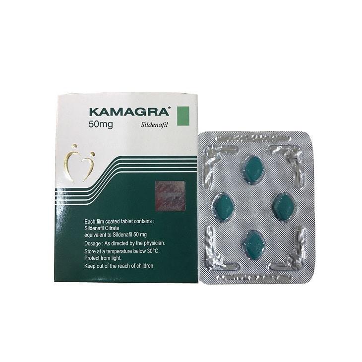 Kamagra - thuốc cường dương của Ấn Độ