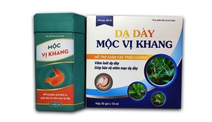 Mộc vị khang được bán tại cơ sở y tế và hiệu thuốc trên toàn quốc
