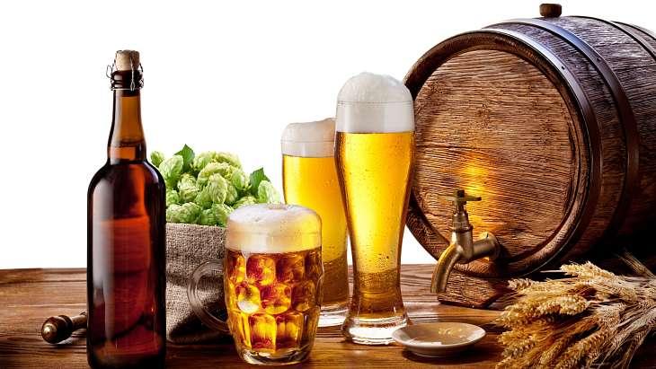 Rượu bia và các chất kích thích không tốt cho người bị vảy phấn hồng