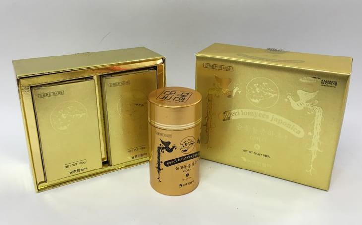 Viên uống Gold Hàn Quốc được nhiều người lựa chọn