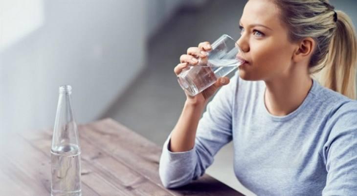 Bổ sung nước nhằm giảm tình trạng bệnh