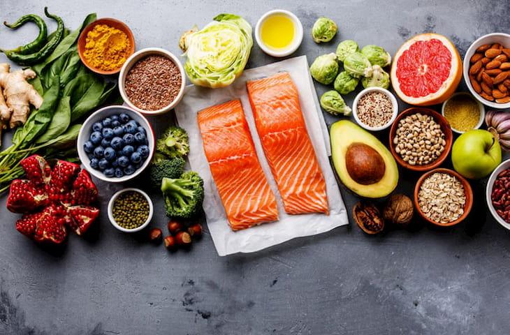Các thực phẩm giàu chất chống oxy tốt cho da