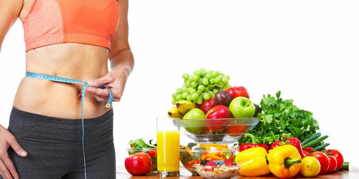 Ăn gì để giảm mỡ bụng nhanh nhất?