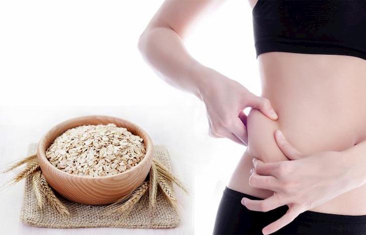Yến mạch là lựa chọn tuyệt vời cho câu hỏi ''Ăn gì để giảm mỡ bụng?''