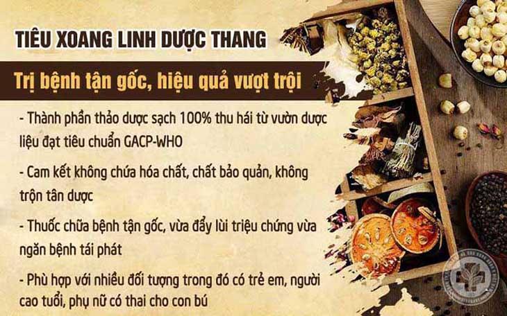 Bài thuốc Tiêu Xoang linh dược thang - Thành tựu nhiều năm nghiên cứu của Trung tâm Thừa kế & Ứng dụng Đông y Việt Nam