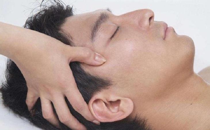 Bấm huyệt Thái Dương chữa bệnh đem lại hiệu quả cao