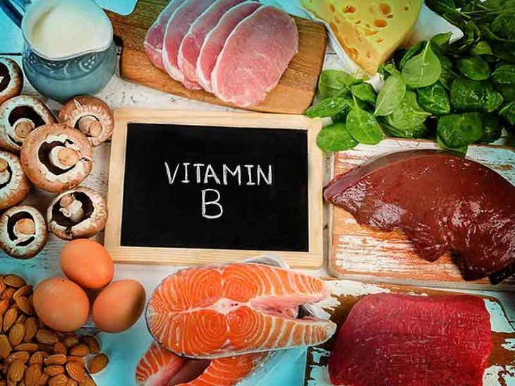 Người bị tổ đỉa nên ăn nhiều thực phẩm chứa vitamin B