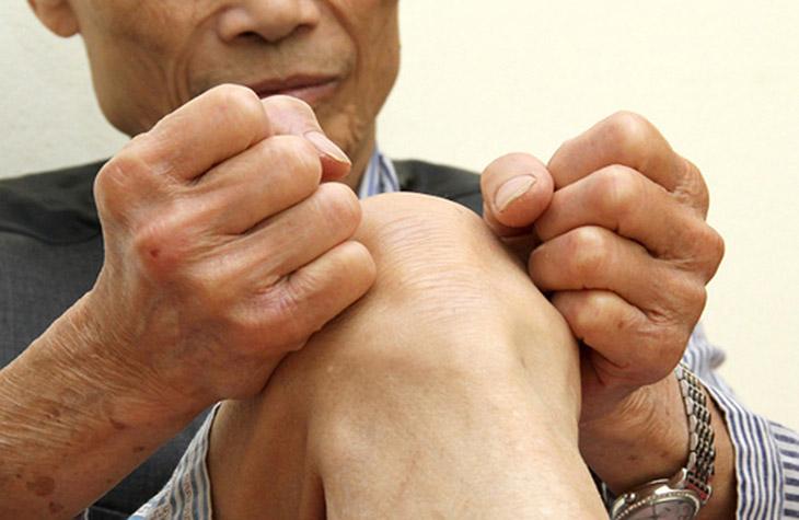 Bệnh khớp gối thường gặp ở người già