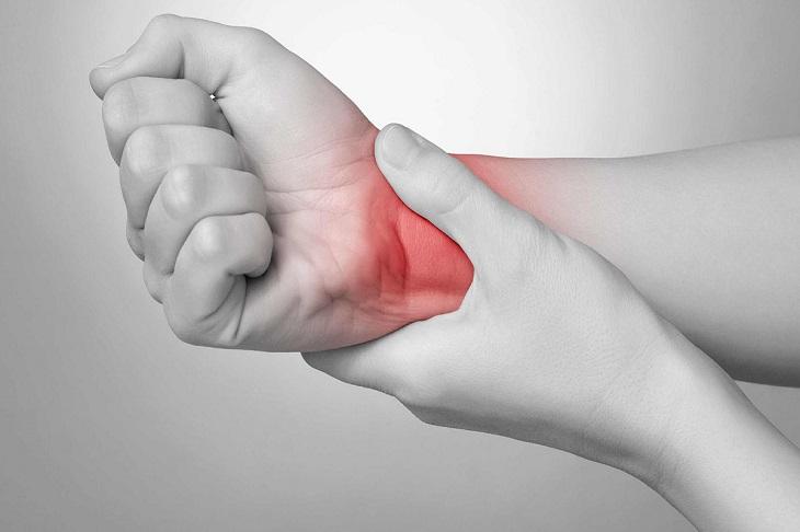 Bong gân tay chia thành 3 cấp độ, mỗi cấp có triệu chứng và biện pháp điều trị khác nhau
