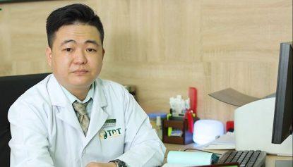 Bác sĩ Trần Mạnh Xuyên - Thuộc đội ngũ bác sĩ HÀNG ĐẦU YHCT